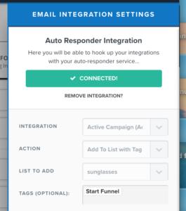 ClickFunnels ActiveCampaign Integration - Start Funnels